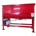 Pack Mfg 2yd Batch Mixer