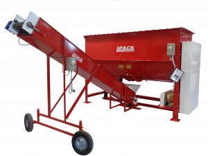 Pack Mfg 3 Yard Mixer