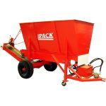 Pack Mfg 4 Yard Field Potter