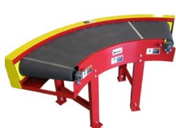 Pack Mfg 90 Degree Conveyor