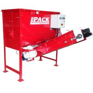 Pack Mfg 1/2 Yard Mixer