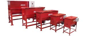 Pack Mfg Batch Mixer Line
