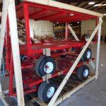 Pack Mfg Field Wagons