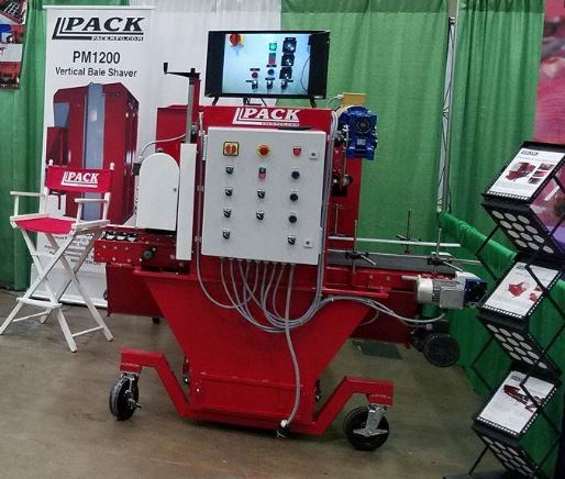 Pack Mfg Trade Show Setup