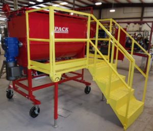 Pack Mfg. Compost Mixer