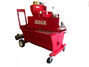 Pack Manufacturing Combination Soil Mixer and Tray Filler