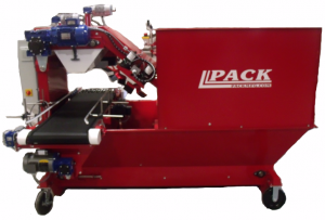 Pack Manufacturing Premium Pot and Tray Filling Equipment